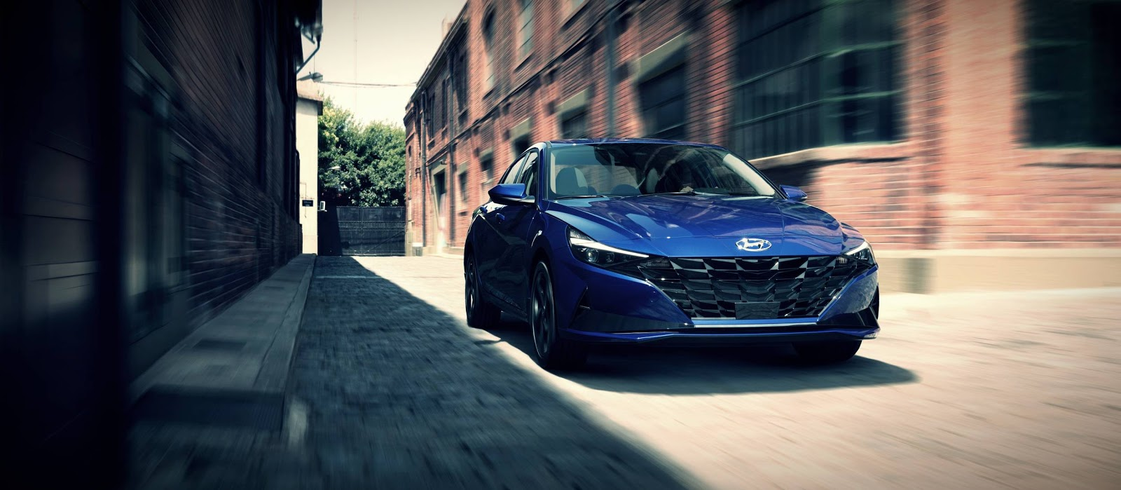 Introduced the new Hyundai Elantra:
