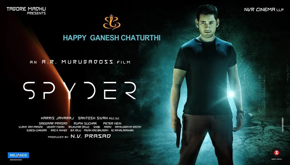 Spyder full movie in Hindi Dubbed Download 480p filmywap