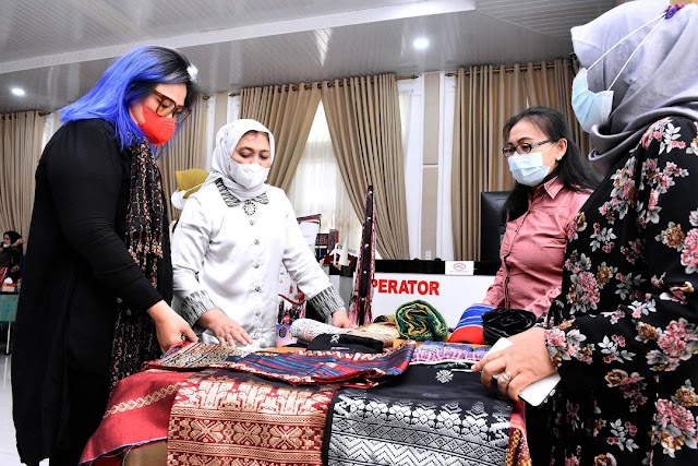 Kabupaten/Kota di Sumut Diharapkan Punya Produk Kerajinan Unggulan
