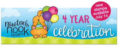 Newton's Nook Designs 4 year celebration #newtonsnook