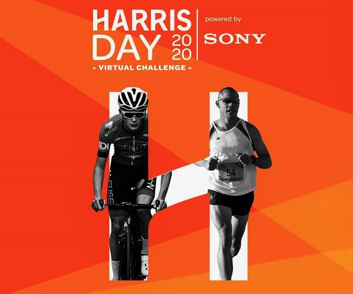 Harris Day 2020, Ikuti Lomba Virtual Lari atau Bersepada