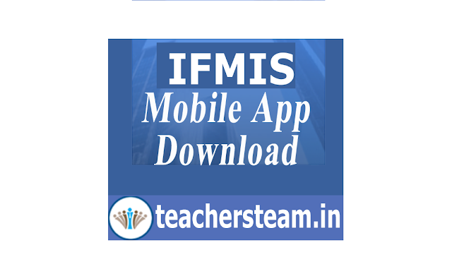 Download IFMIS(Govt of Telangana) android mobile app