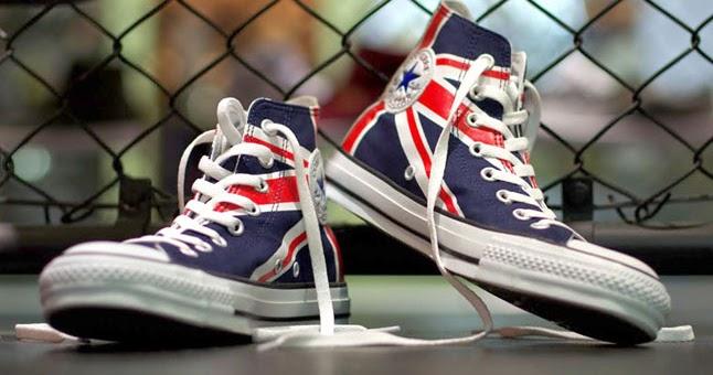 primavera Simpático Estricto  Nice Shoes: CONVERSE