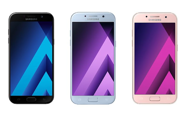 harga Samsung Galaxy A series 2017