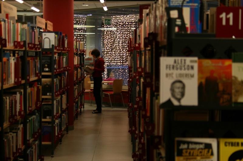 biblioteka manhattan gdańsk, pomysły na randkę, randka dla geeka, oryginalna randka, walentynki