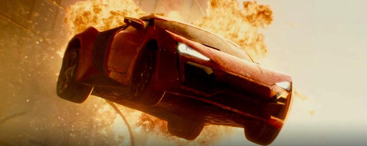 Furious 7 - Szybcy i Wściekli 7 - 2015