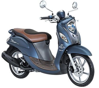 Harga Yamaha Fino Grande