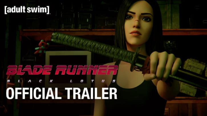 Blade Runner: Black Lotus - Official Promo
