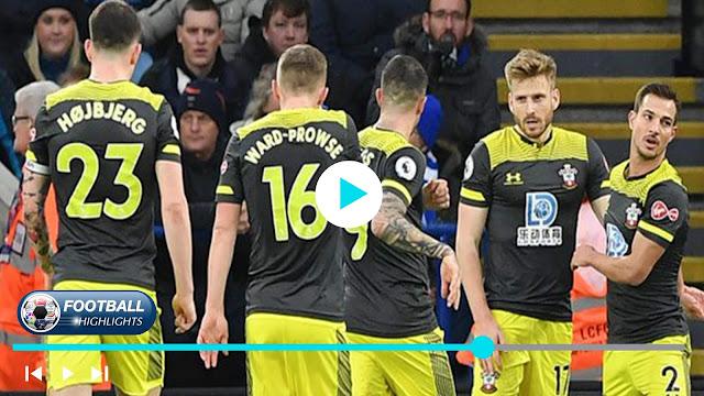 Leicester City vs Southampton – Highlights