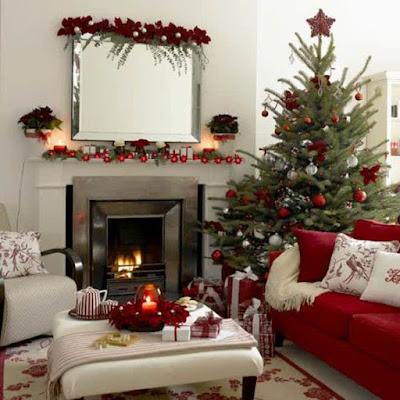 Dekorasi Rumah Untuk Menyambut Natal 80008