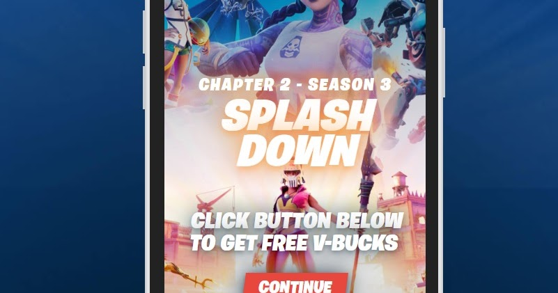 Fnyup.com | Here's How to get Free vbucks Fortnite Chapter ...