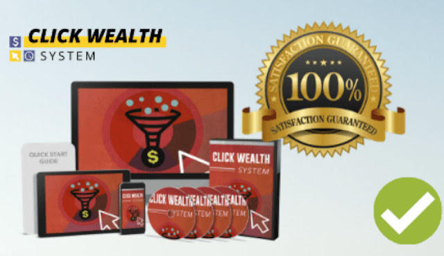 Click Wealth System SCAM OR LEGIT? Click Wealth System PDF BOOK reviews it now