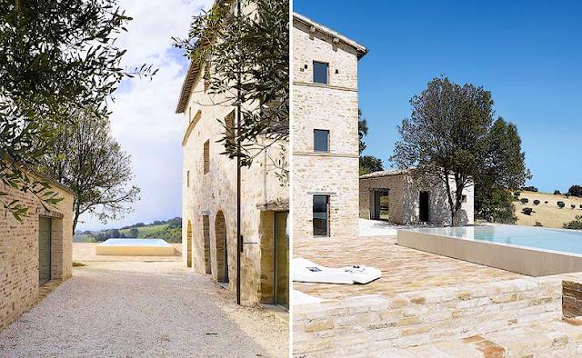 Le Marche Villa chicanddeco