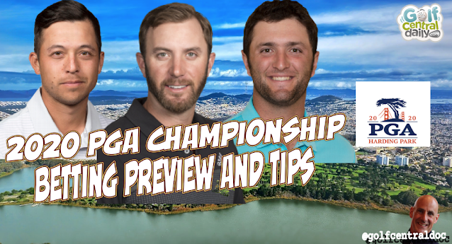 2020 PGA Championship Golf World Best Golf Tipster