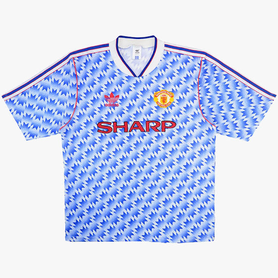 Best Man Utd Kit Set Ever  Adidas Manchester United 1990-92 Home ... fff0b43a1