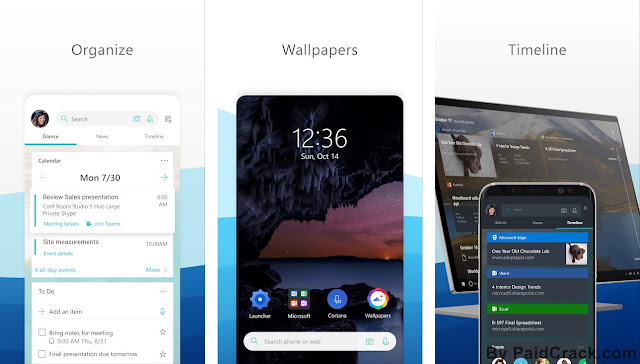 Microsoft Launcher 6.2.2 Apk [Latest version]