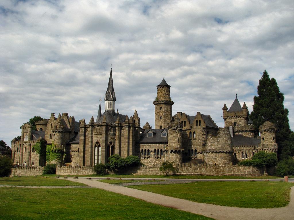 Lowenburg Castle terunik di dunia