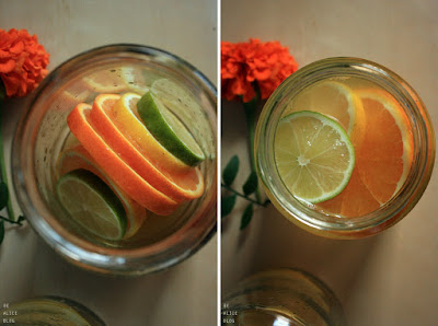 drink, health, non-dairy, vegan, recipe, orange, lime, lemon, beverage