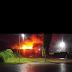 Breaking news:Futa's aluta market is on fire(Photos)