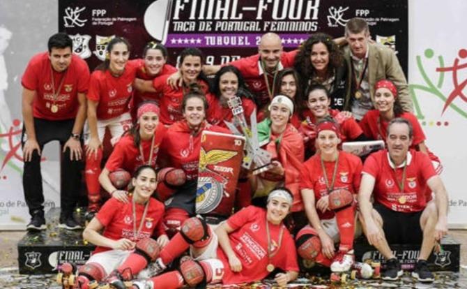 Blog Benfica Taça de Portugal de Hóquei em Patins Feminino 2018/19