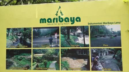 Destinasi Taman Wisata Alam Maribaya Lembang