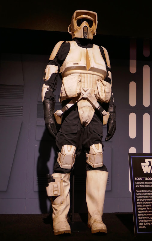 Star Wars Return of the Jedi Scout Trooper armor