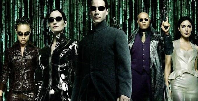 Matrix 4 Koşarak Geliyor Hem de Wachowski Kardeşler'le Birlikte