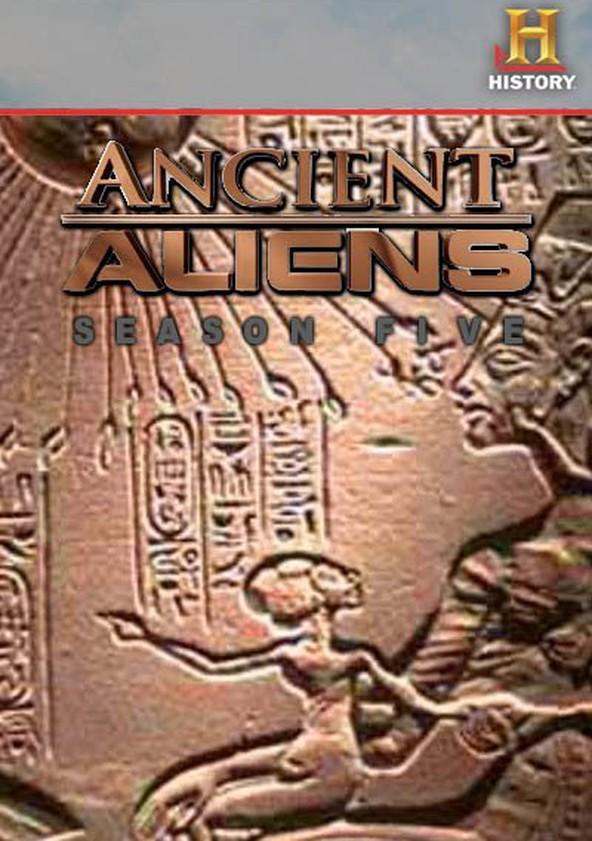 Alienigenas Ancestrales Temporada 5 Dual Castellano/Ingles 720p