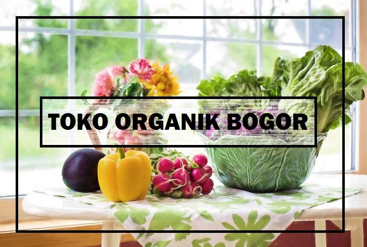 tok organik bogor