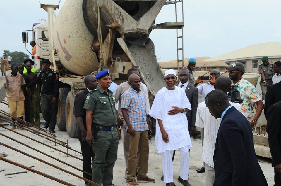 Image result for Reps' Committee inspects federal roads in Osun