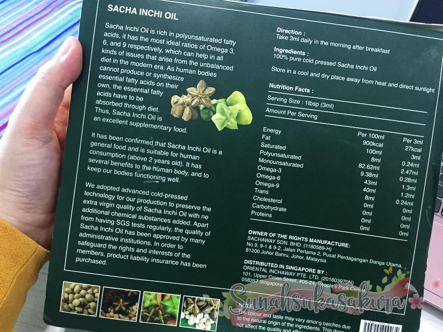 Apa Itu Sacha Inchi Oil dan Khasiatnya?