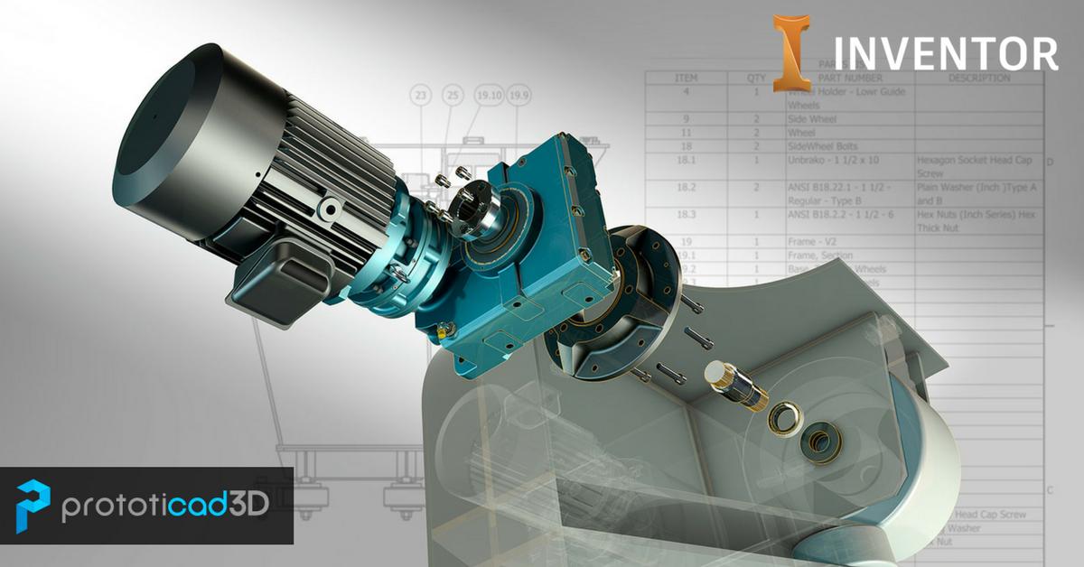 Autodesk Inventor, un ecosistema de desarrollo de productos