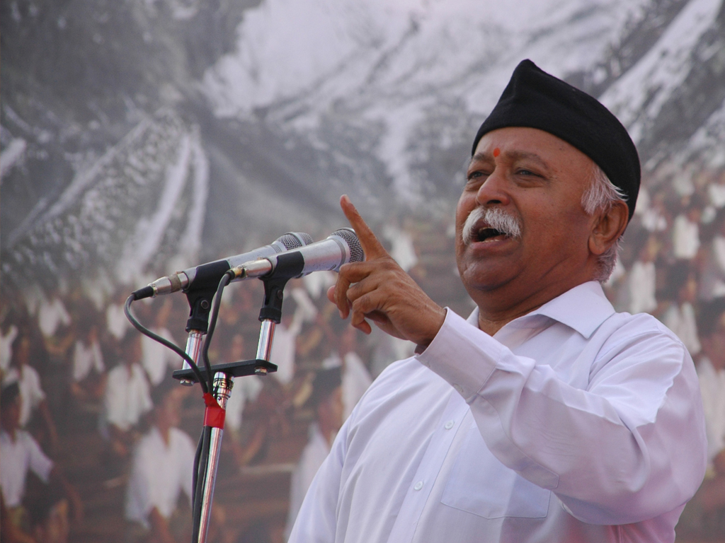 India is a Hindu Rashtra, will survive till Hinduism thrives: Mohan Bhagwat
