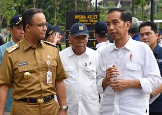 Naniek S Deyang: Anies suruh jadi Presiden aja biar banjirnya kelar