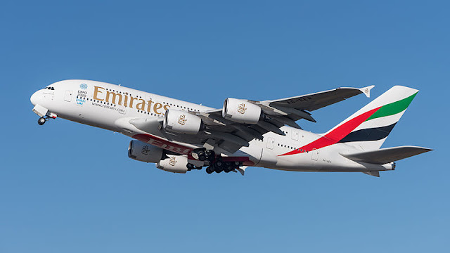 Gambar Pesawat Airbus A380 08