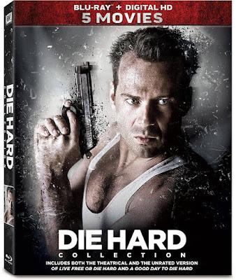 Die Hard SAGA BDRip HD 1080p Latino