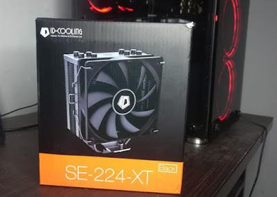 Kipas Processor ID Cooling SE-224 XT Black