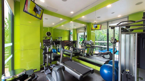 145A Moulmein Serviced Apartments - Gymnasium