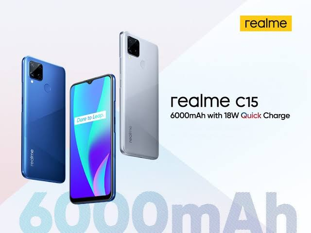 handphone redmi c15