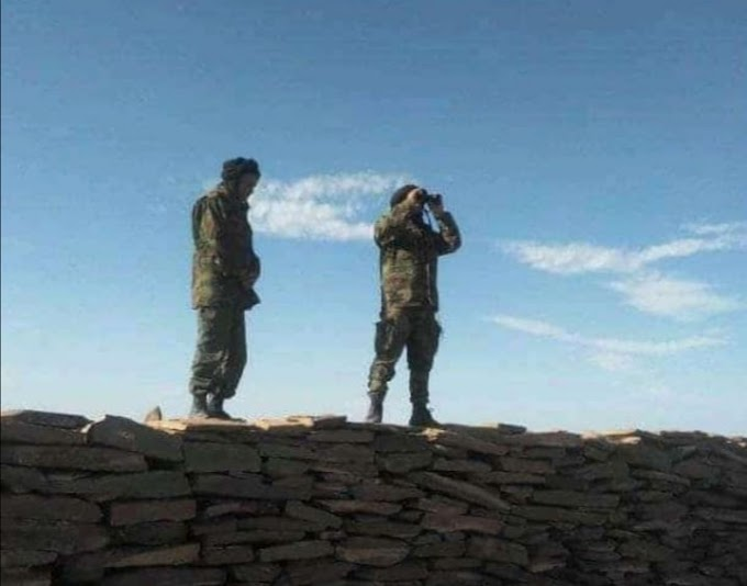 El Ejército saharaui comienza a recuperar territorio ocupado por Marruecos 30 años después.