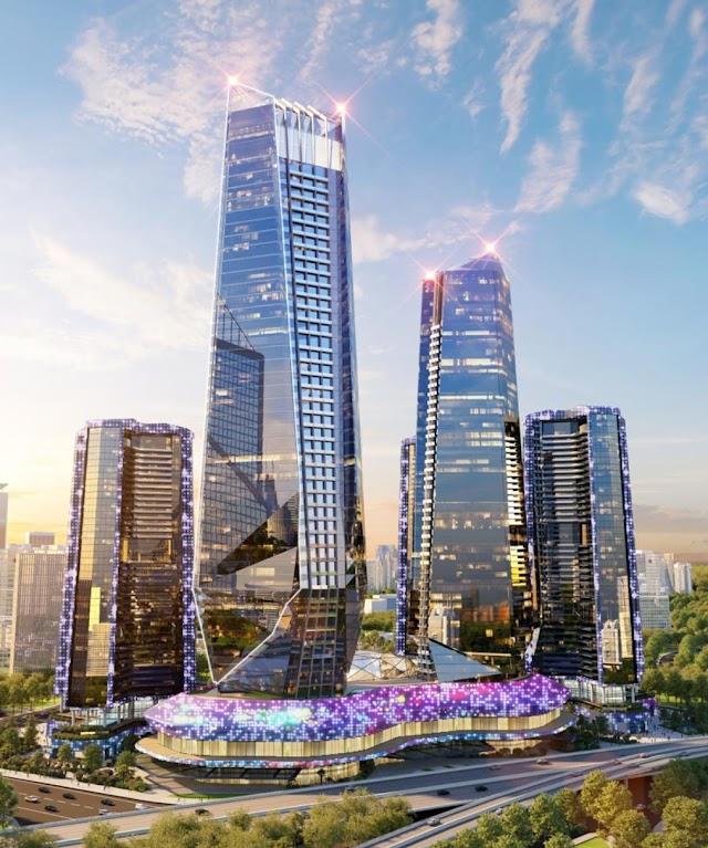 Đến dự án Sunshine Ks Finance Empire Ciputra Hà Nội, khám phá thiên đường vui chơi hiện đại nhất