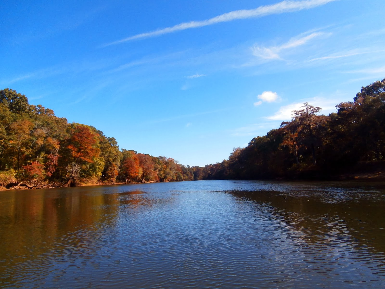 Outdoor South: Flint River