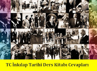 8. Sınıf İnkılap Tarihi Semih Ofset Yayınları Ders Kitabı Cevapları