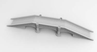 STRETCH GOAL £9000 LOCKED EURO STYLE BRIDGE (SECTIONED SO YOU CAN EXPAND IT TO YOUR OWN LENGTH) picture 3