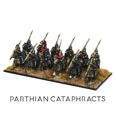 Parthian Cataphracts
