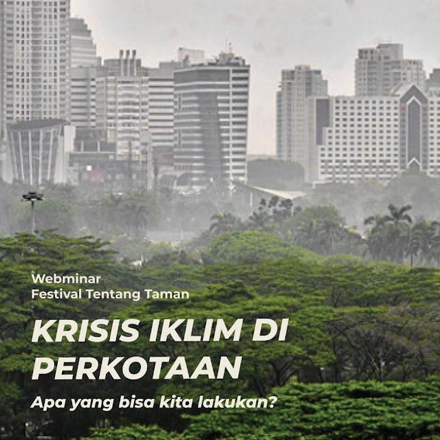 Krisis Iklim di Perkotaan