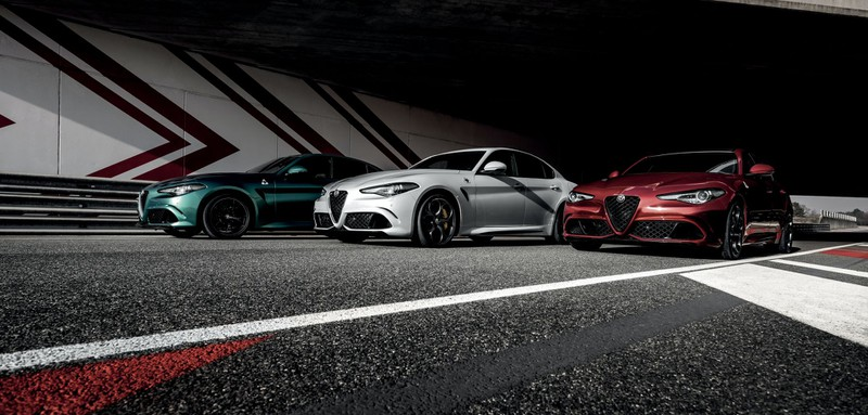 Alfa Romeo ra mắt bản nâng cấp cho Stelvio và Giulia Quadrifoglio