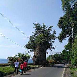 Batu Besar Wisata Watu Dodol
