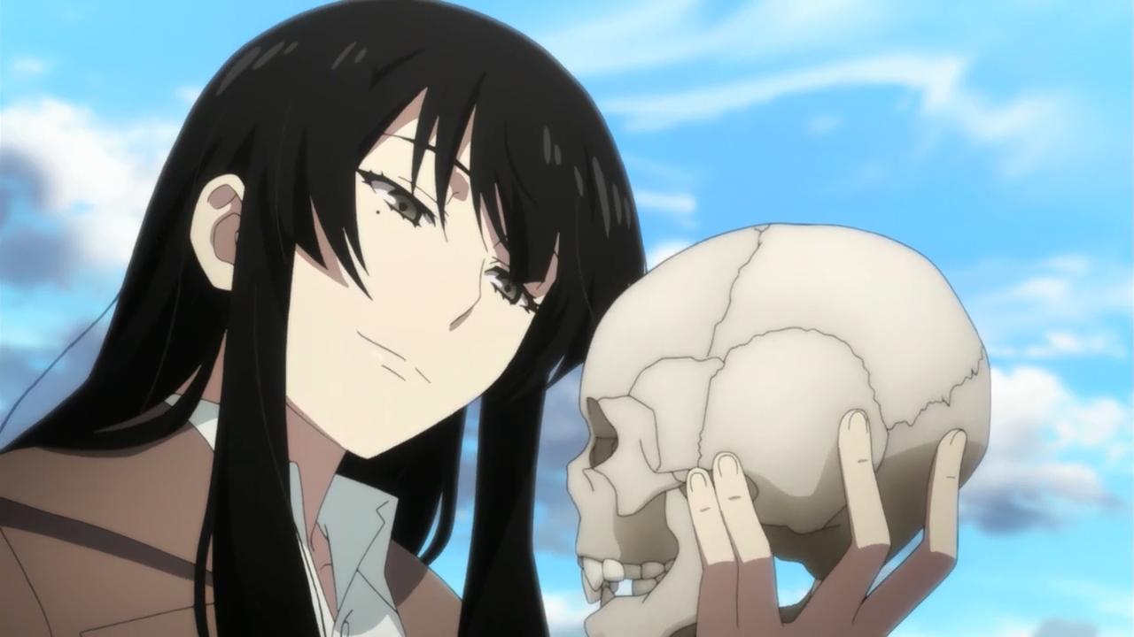 Sakurako-san no Ashimoto ni wa Shitai ga Umatteiru | Аниме