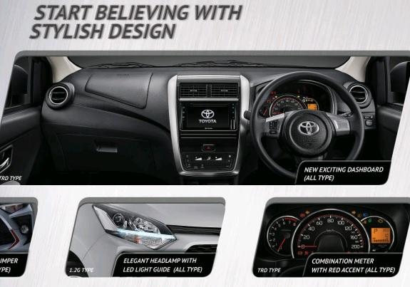 Harga Toyota Agya Tegal Promo Diskon Kredit cicilan kredit ...